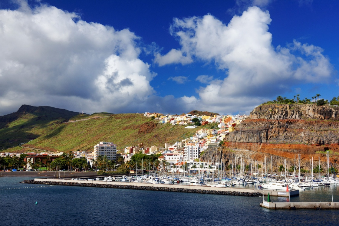 ' San Sebastian de la Gomera, Canary Islands, Spain ' - Isole Canarie